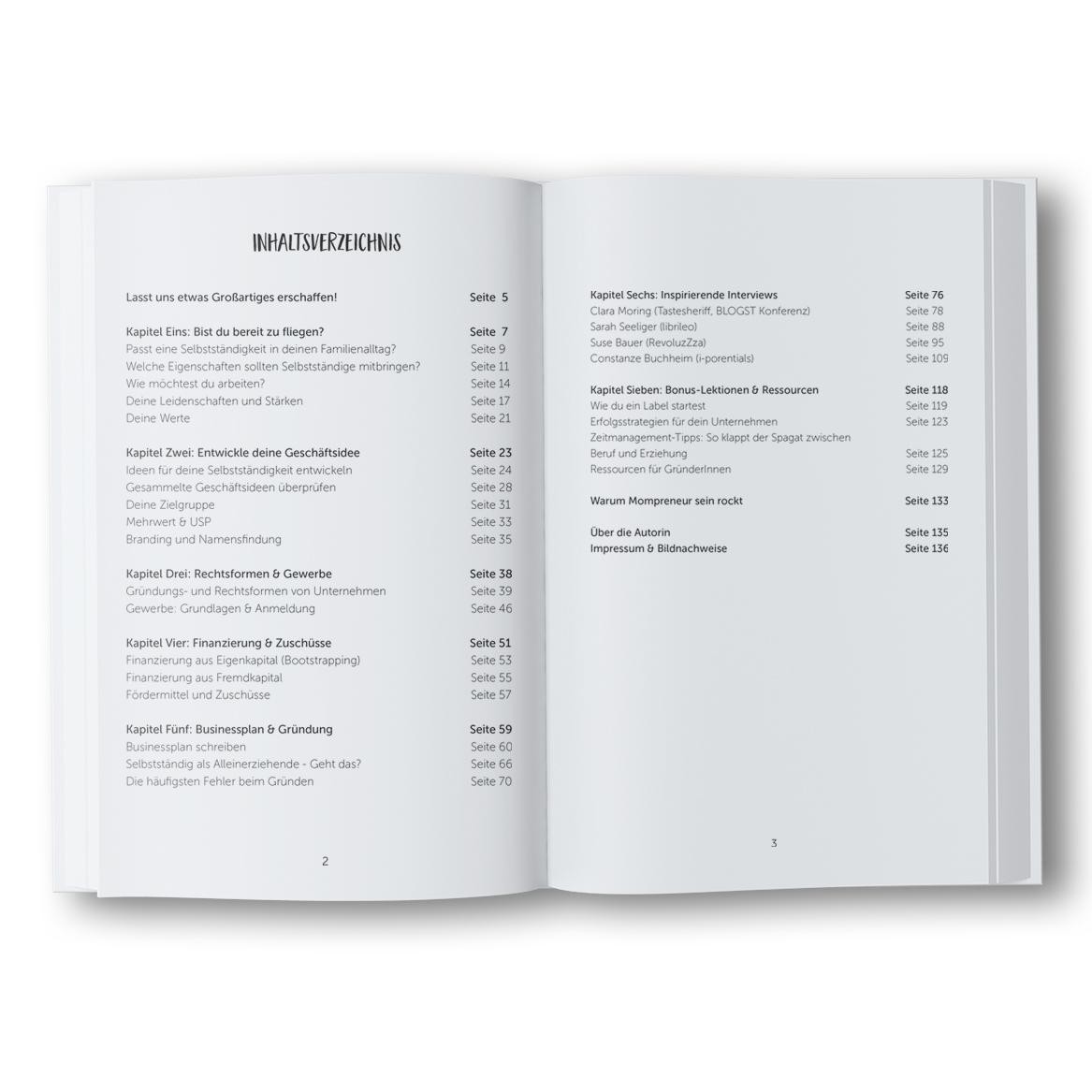Buch: Mompreneurs