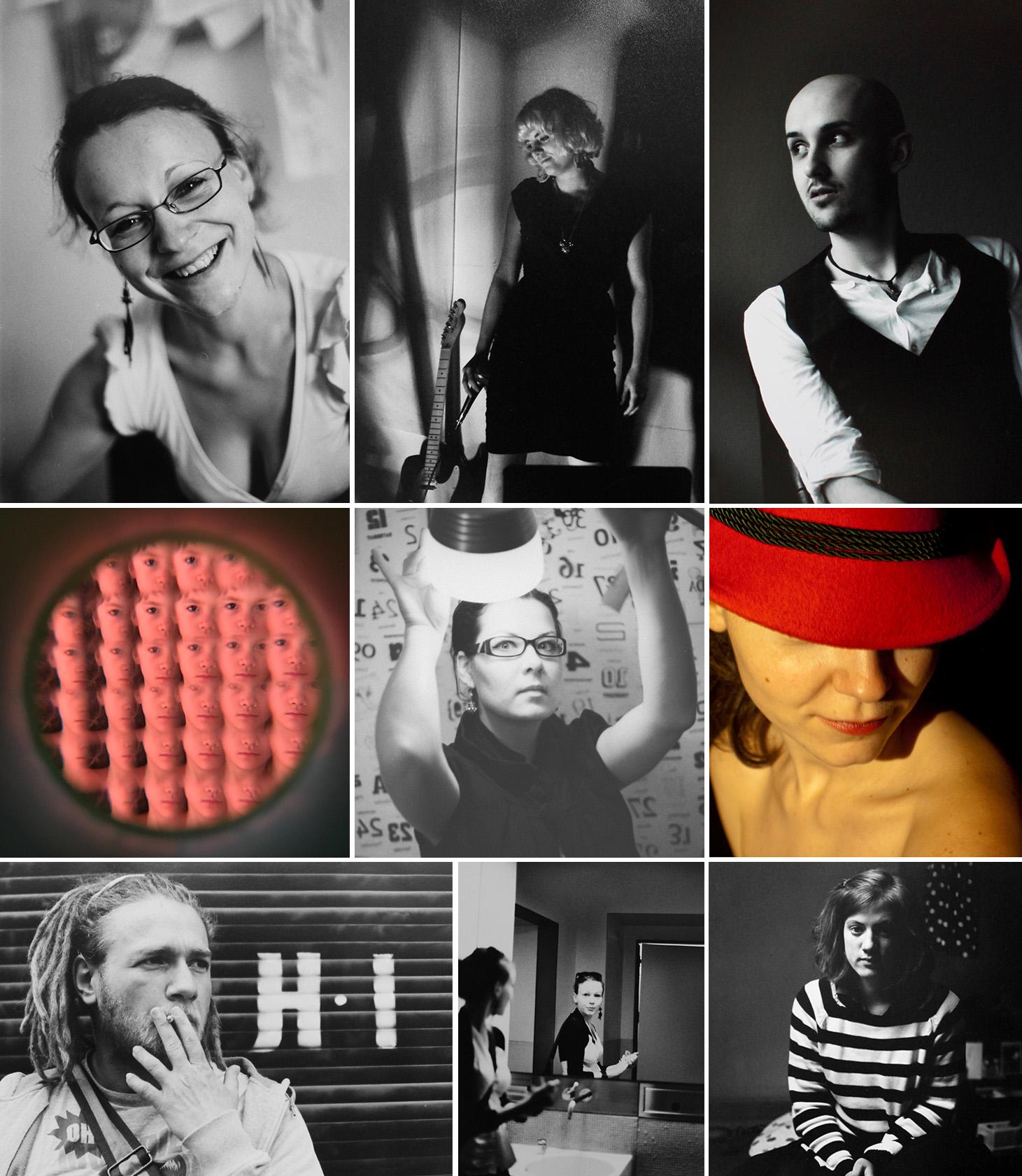 Fotografie: Portraits